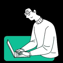 ícone personagem - Integração Ponto Mais